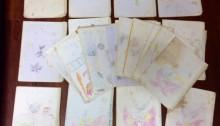 【子供の頃描いたマンガ】ウルトラマンのたび全36冊