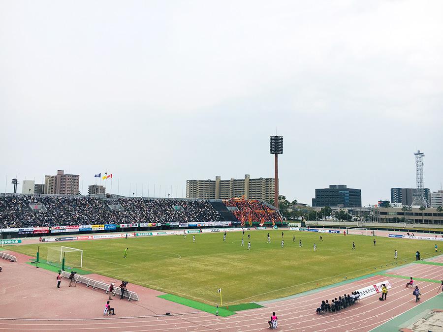 鹿児島ユナイテッドFCホーム戦